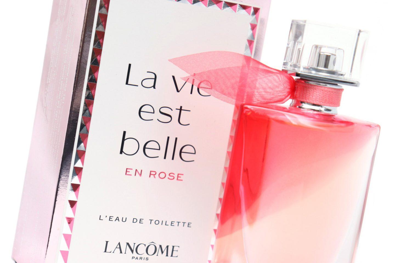 Lancôme La vie est Belle En Rose L'Eau de Toilette Review