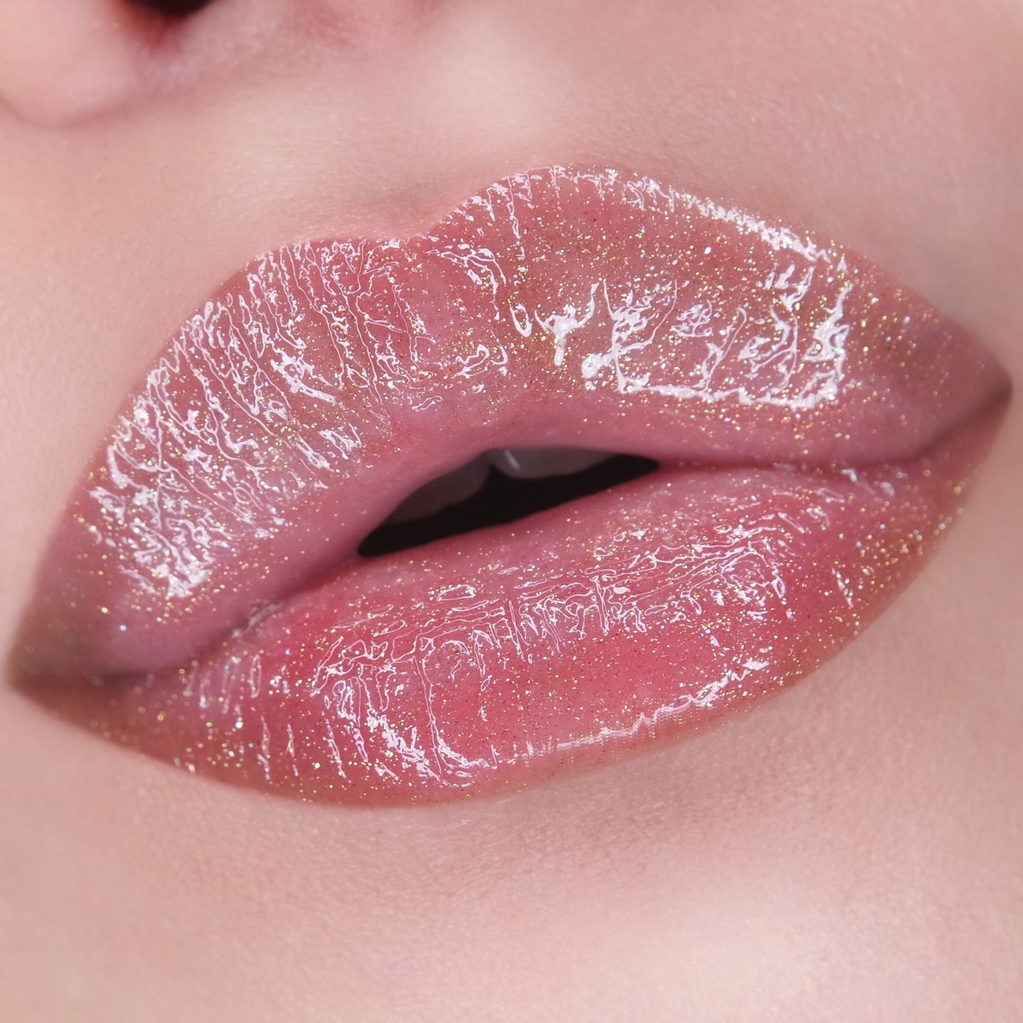 NARS Lip Gloss in Sexy Time Swatch
