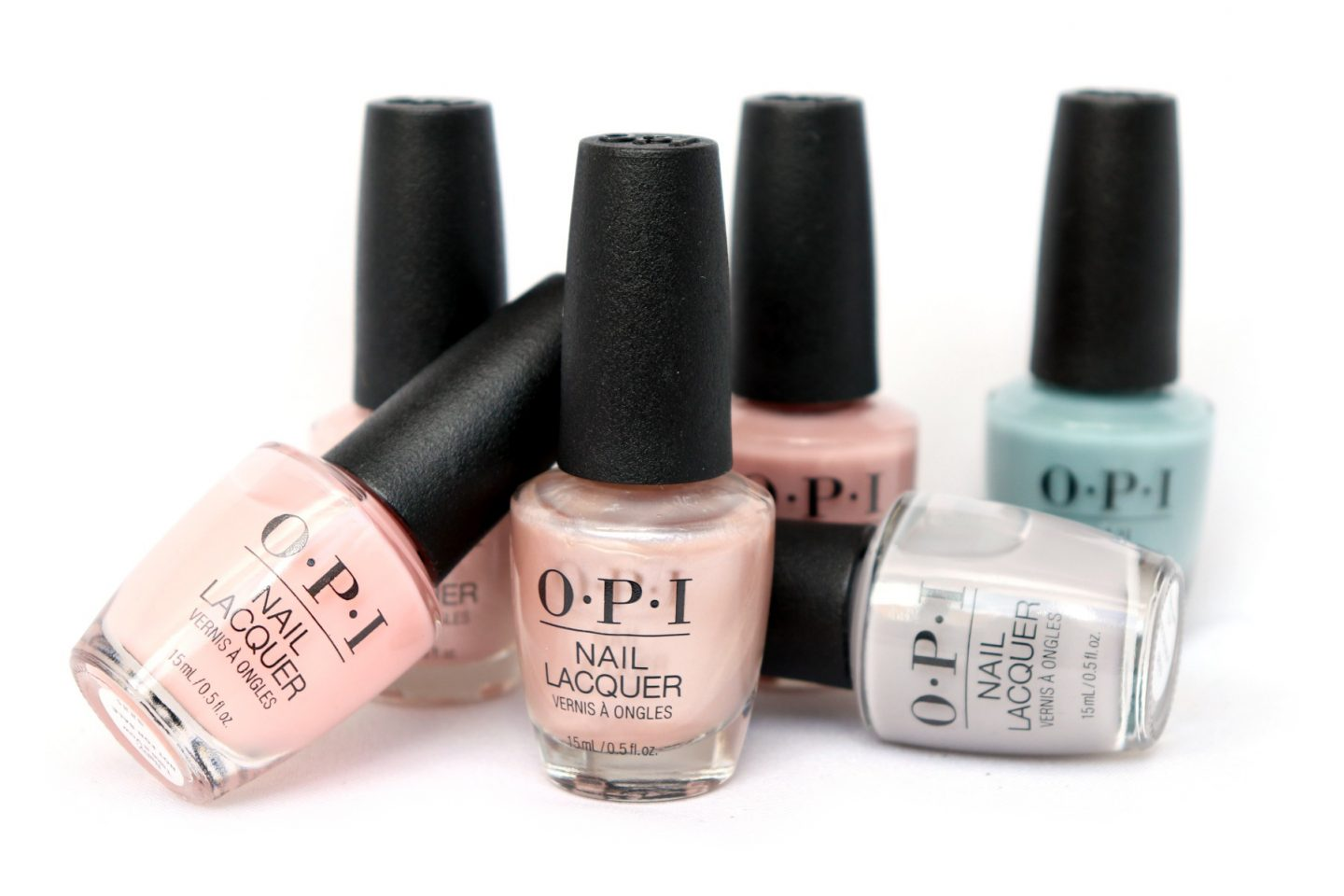 OPI Always Bare For You Collection Review