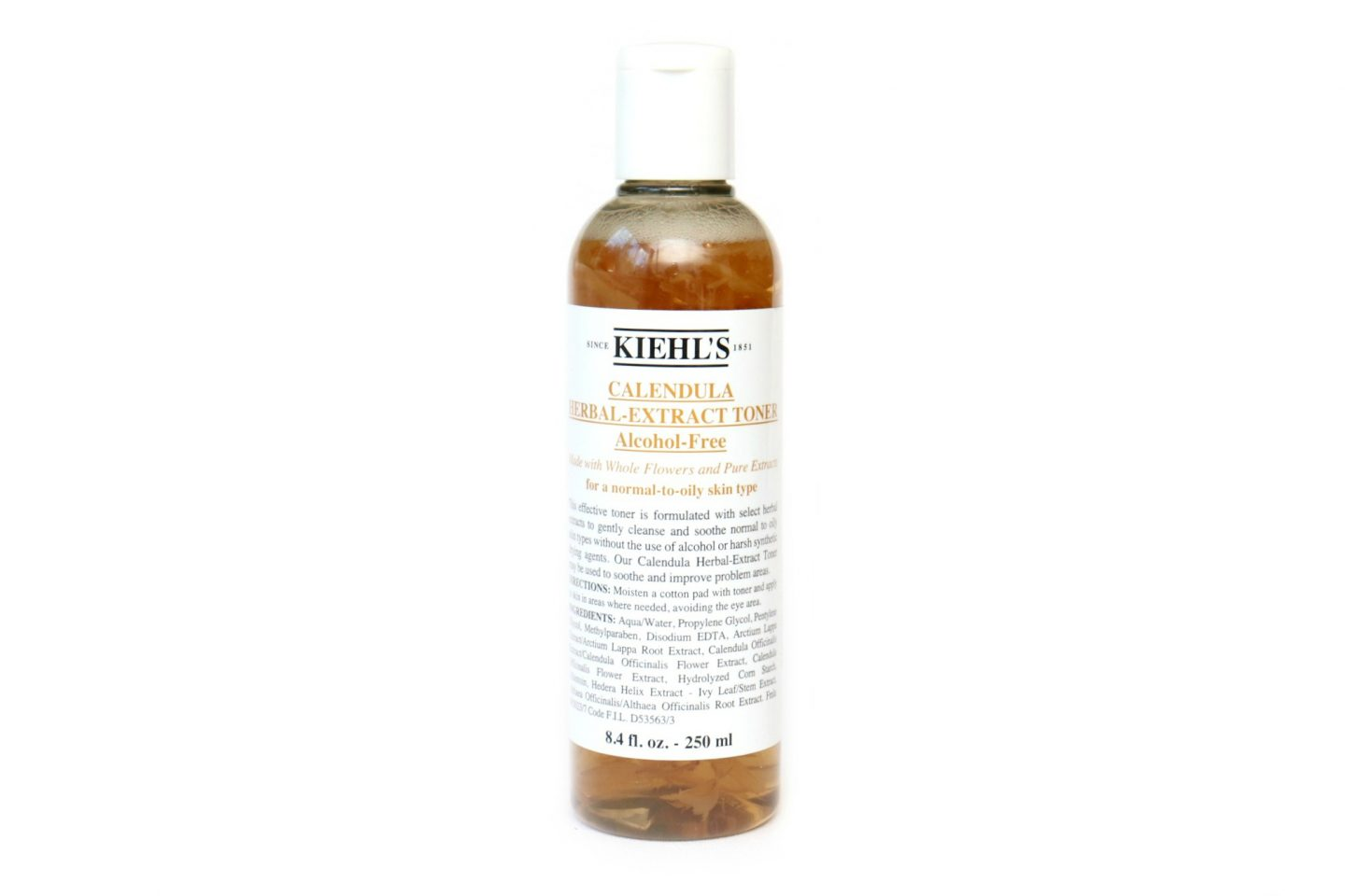 Kiehl's Calendula Herbal-Extract Toner Review
