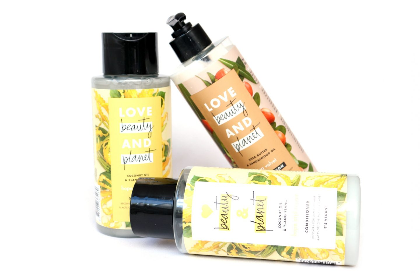 Love Beauty and Planet – Natural Beauty Products Review