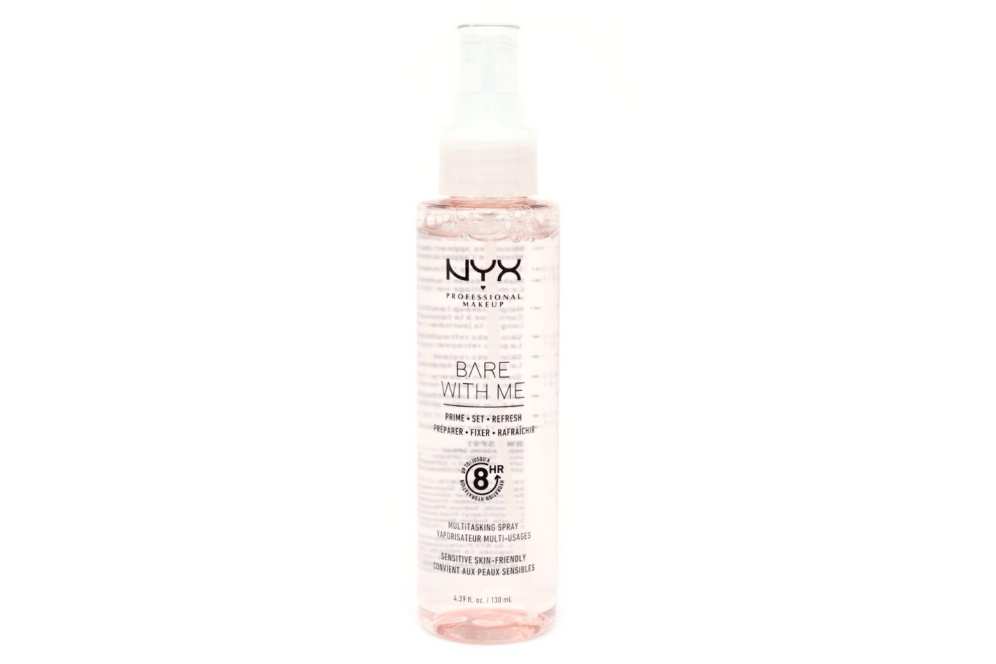 NYX Professional Makeup Bare With Me Prime. Set. Refresh Spray