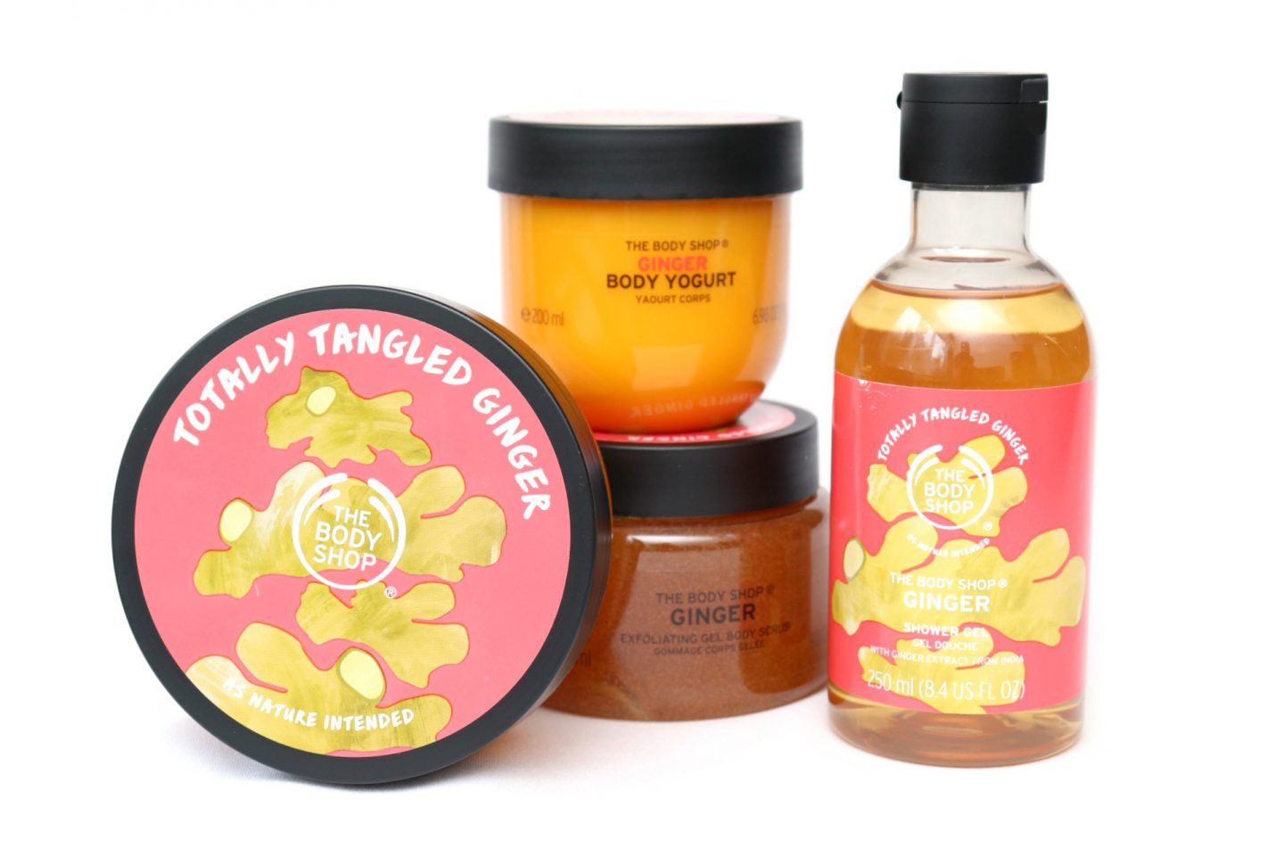The Body Shop Ginger Line Review