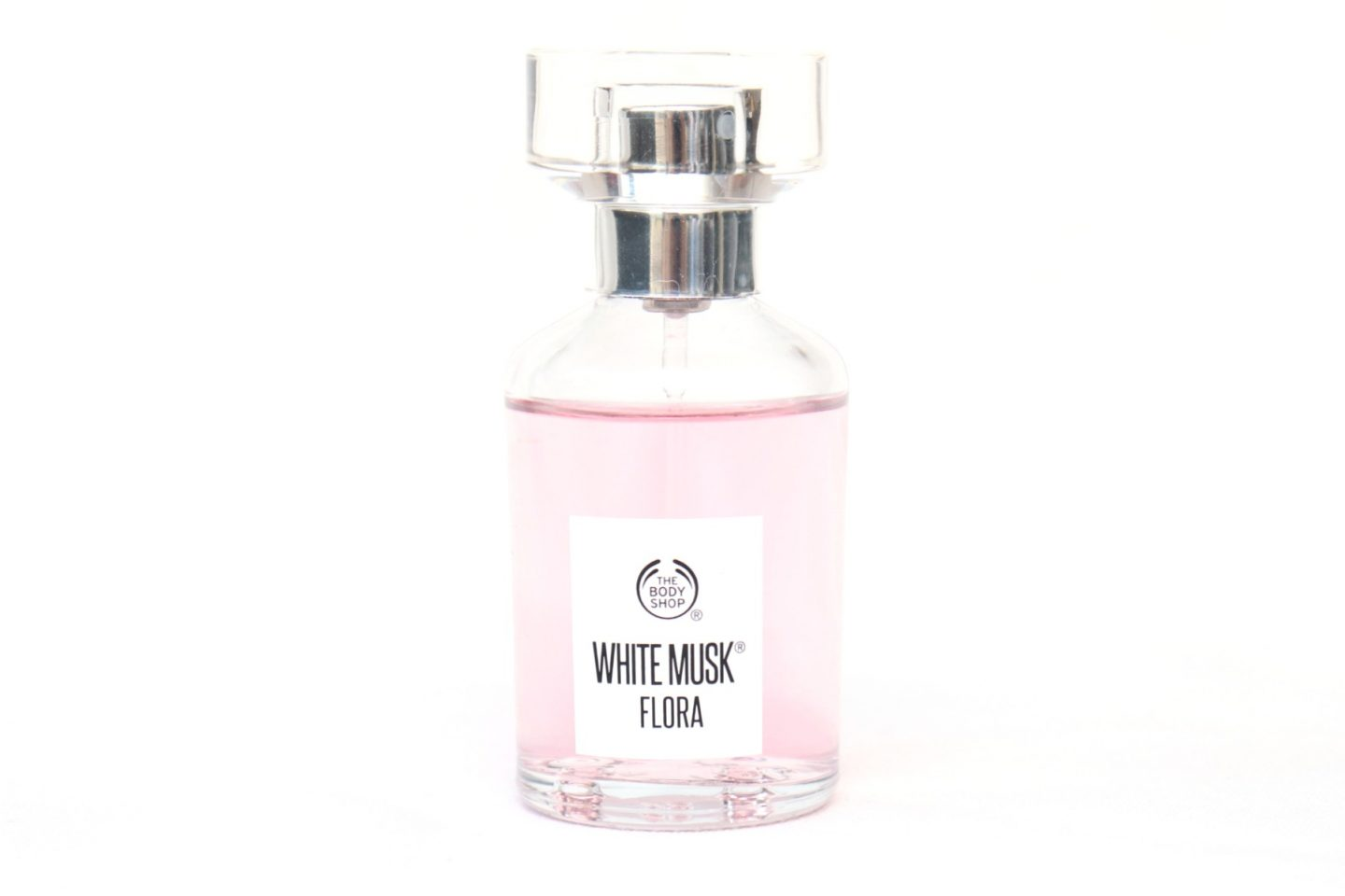 The Body Shop White Musk Flora Eau de Toilette Review