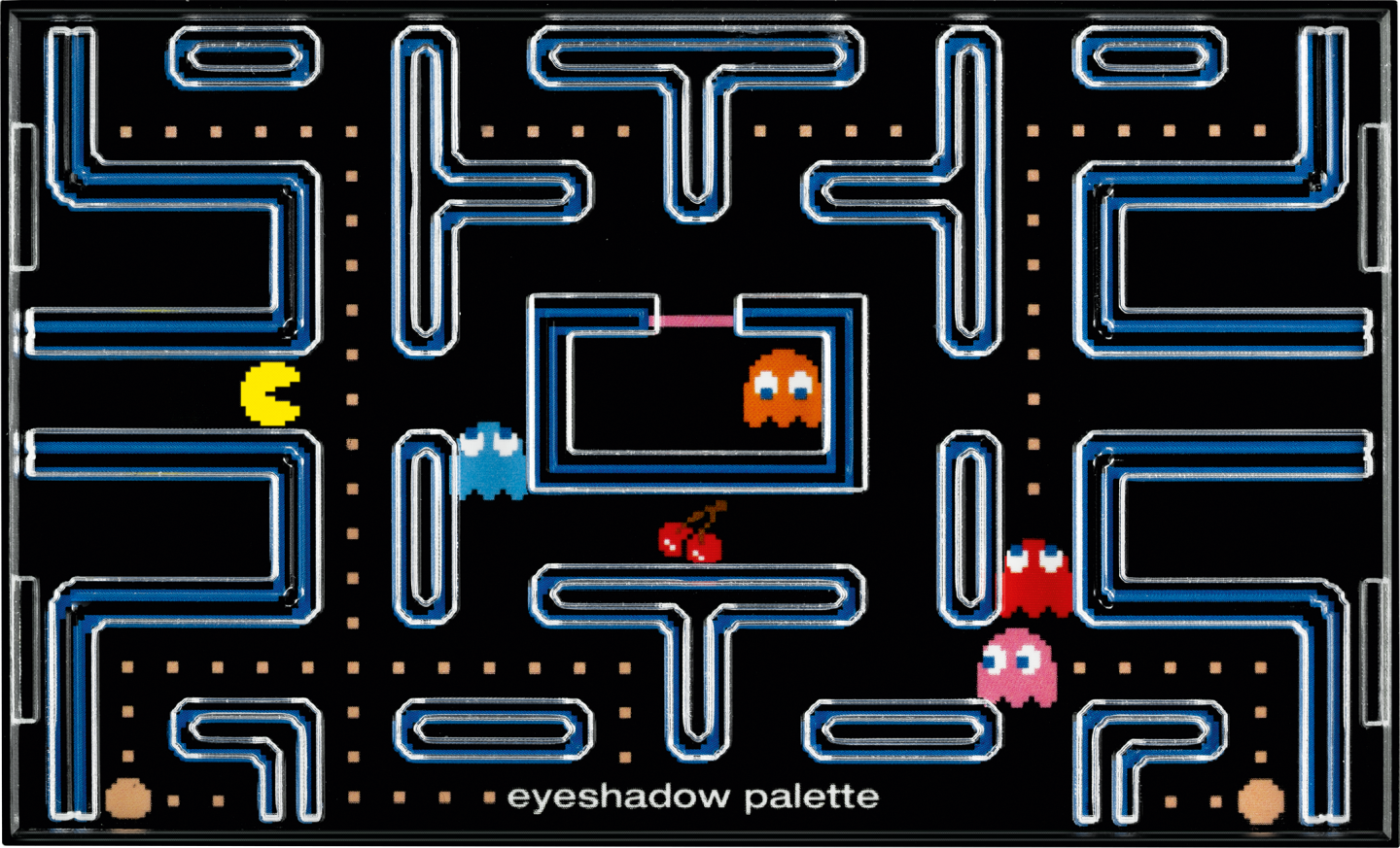 Essence x PAC-MAN Collection Eyeshadow Palette