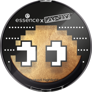 Essence x PAC-MAN Collection Baked Highlighter