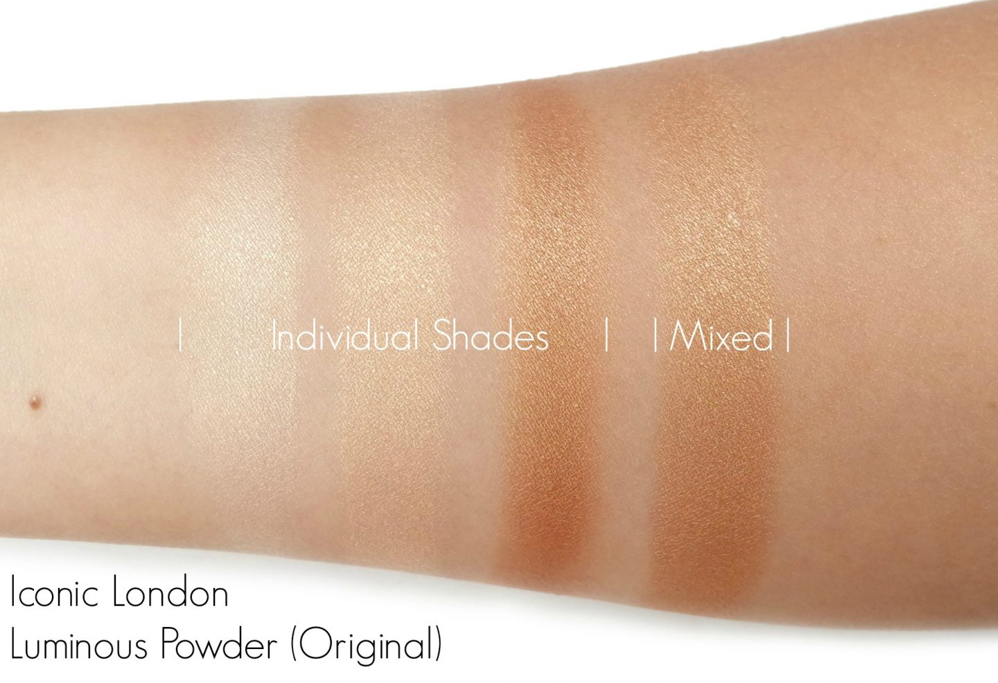 ICONIC London Luminous Powder Original