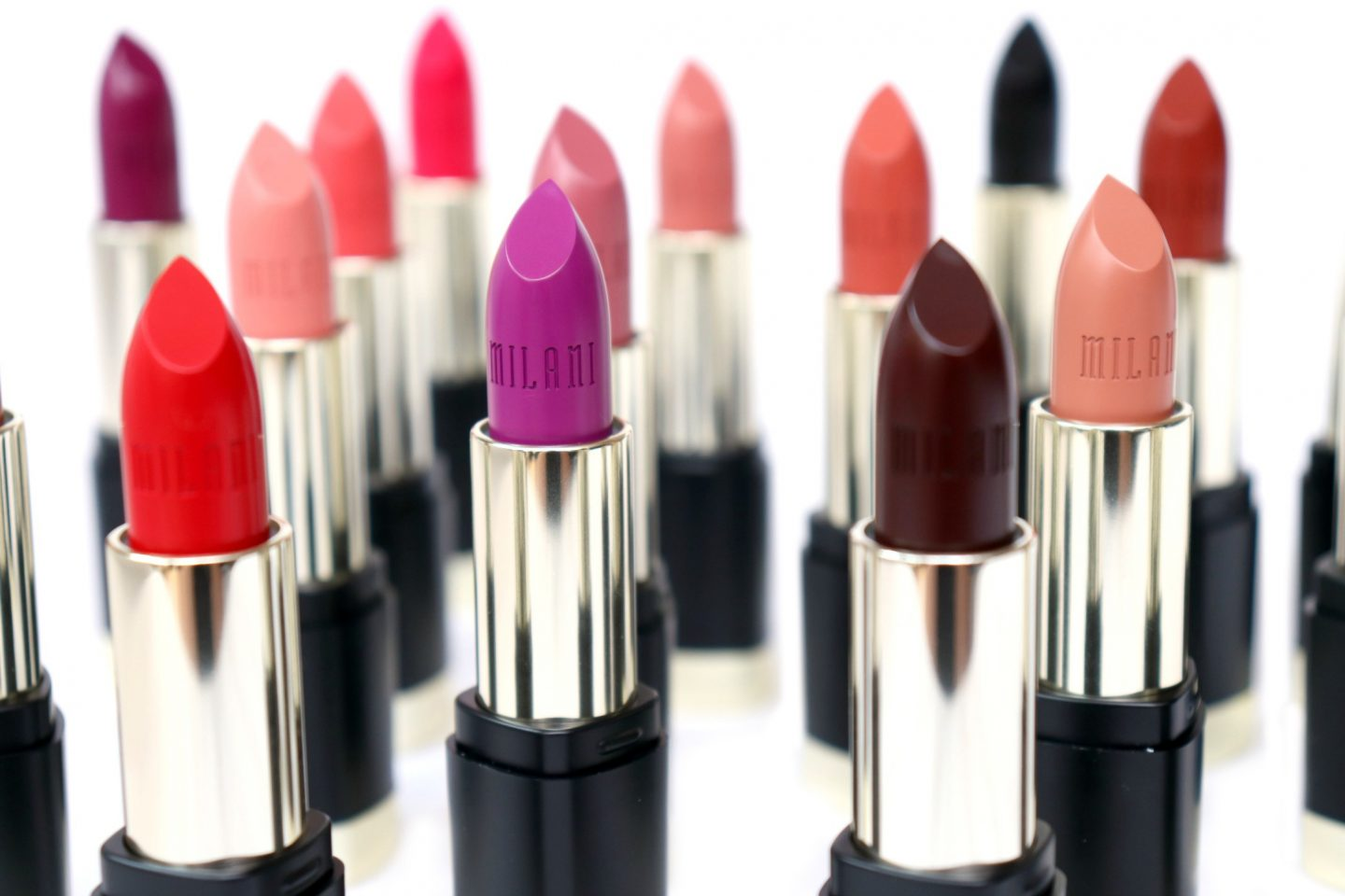 Milani Bold Color Statement Matte Lipstick Review