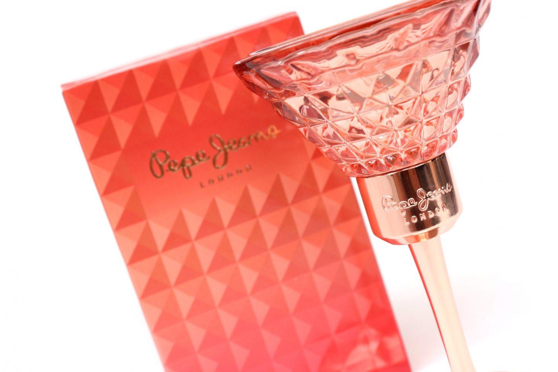 Pepe Jeans Eau De Parfum For Her Review The Beautynerd