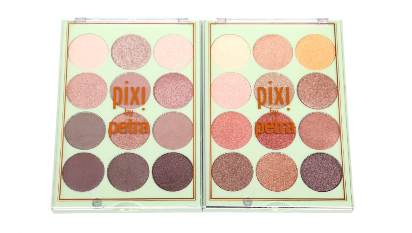 Pixi Eye Reflection Shadow Palette Review