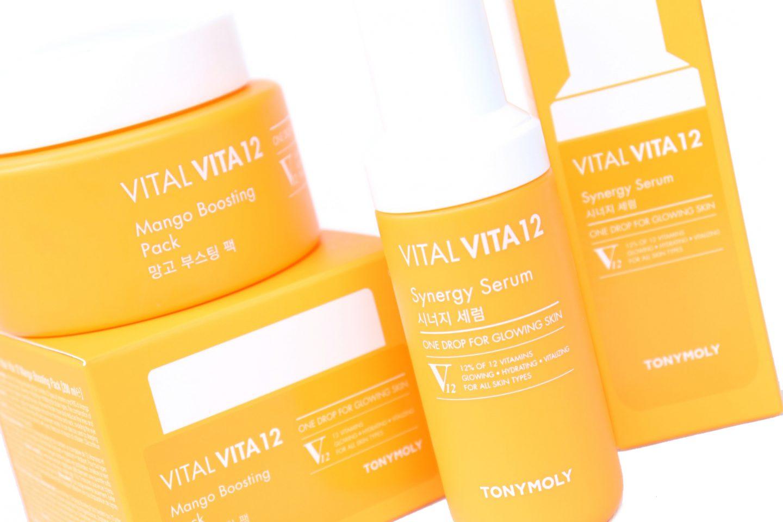 TONYMOLY Vital Vita 12 Review