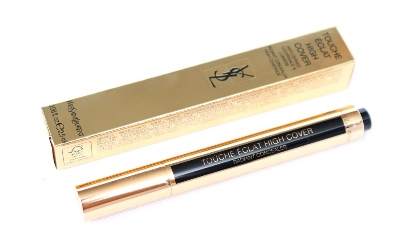 YSL Touche Éclat High Cover Radiant Concealer