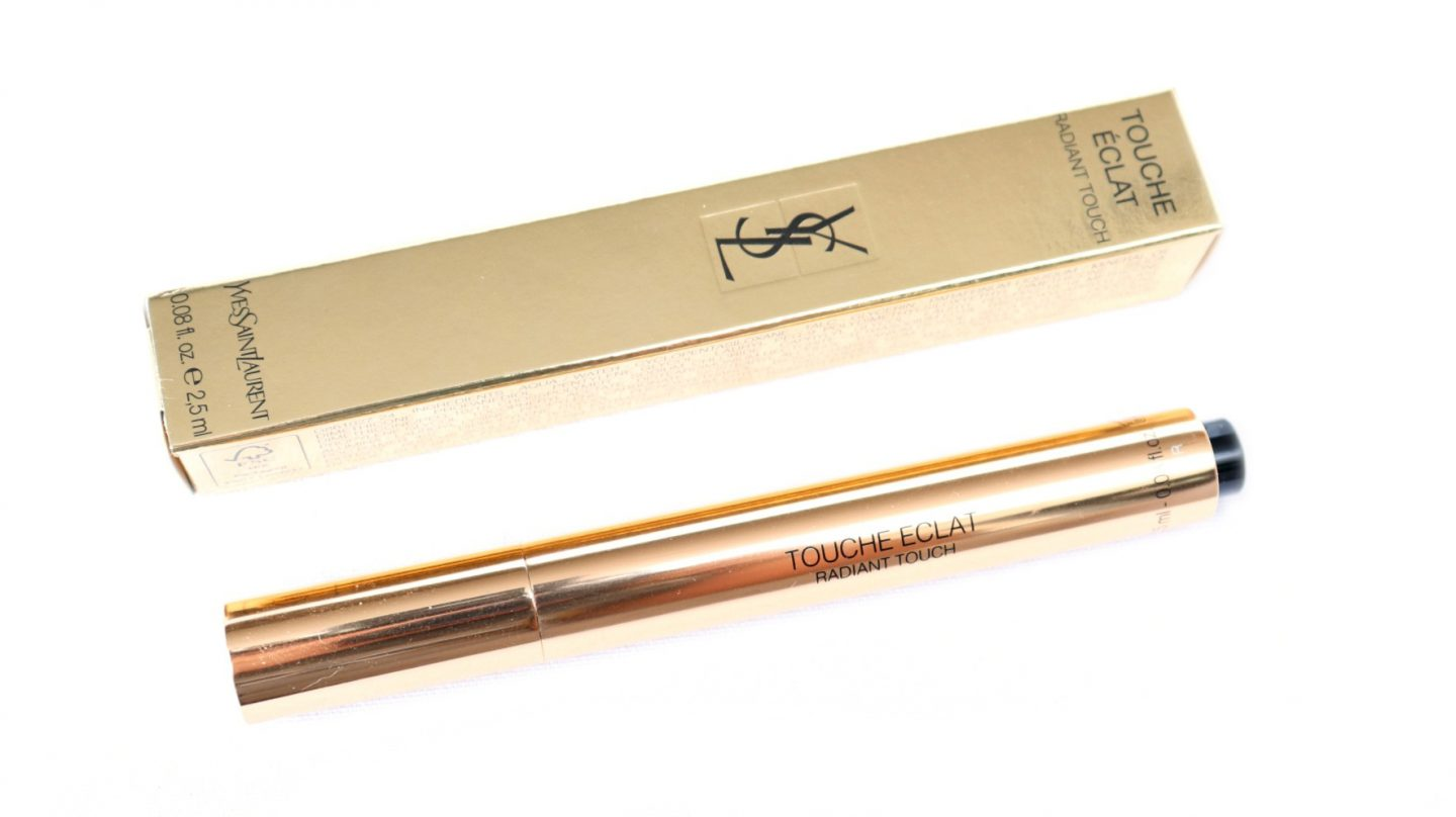 YSL Touche Éclat Concealer Radiant Touch Review