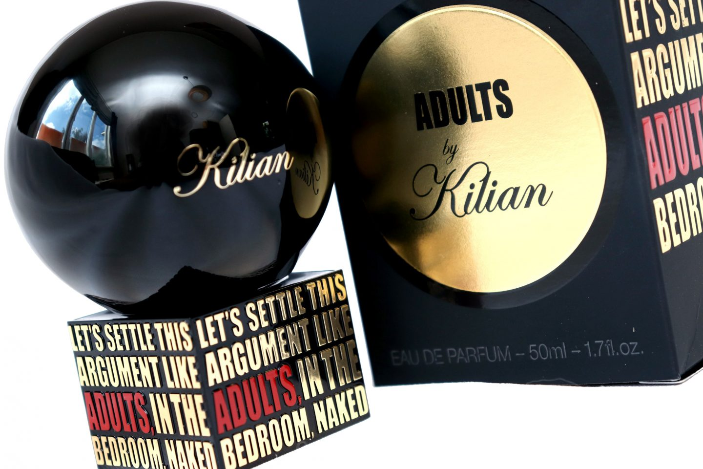 Adults by Kilian Eau de Parfum Review