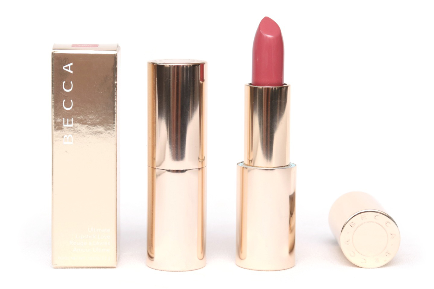 BECCA Ultimate Lipstick Love Review