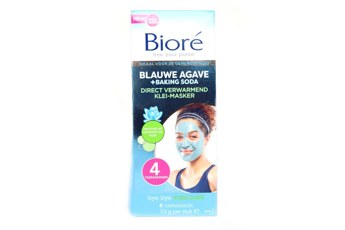 Bioré Blue Agave + Baking Soda Line Review