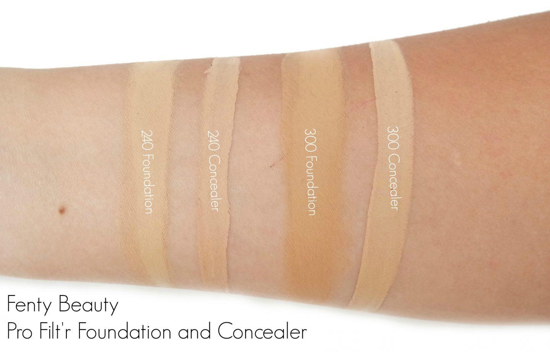 Fenty Beauty Pro Filt R Instant Retouch Concealer Review The Beautynerd