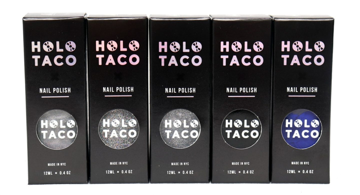 Holo Taco Launch Collection Review