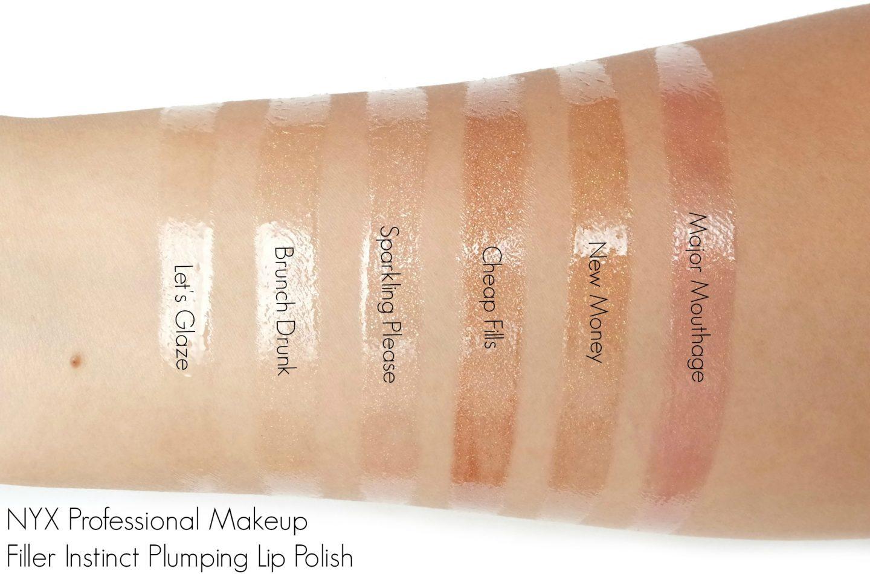 Nyx Professional Makeup Filler Instinct