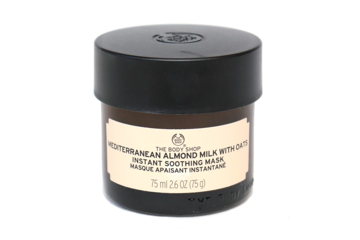 The Body Shop Mediterranean Almond Milk With Oats Instant Soothing Mask Review