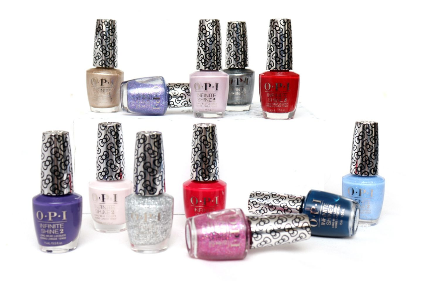 OPI Hello Kitty 2019 Collection Review