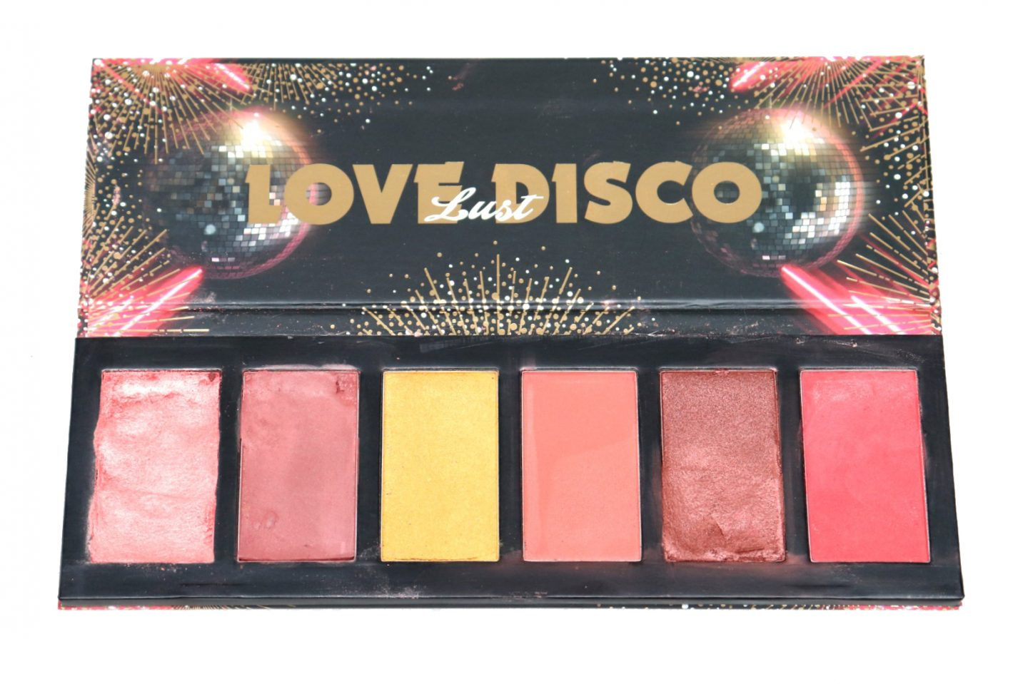 Nyx Professional Makeup Love Disco