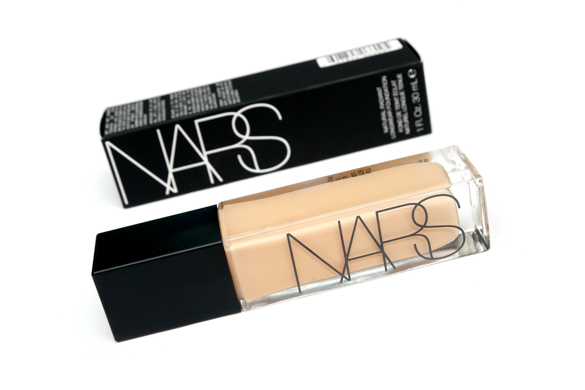Nars Natural Radiant Longwear Foundation Review The Beautynerd