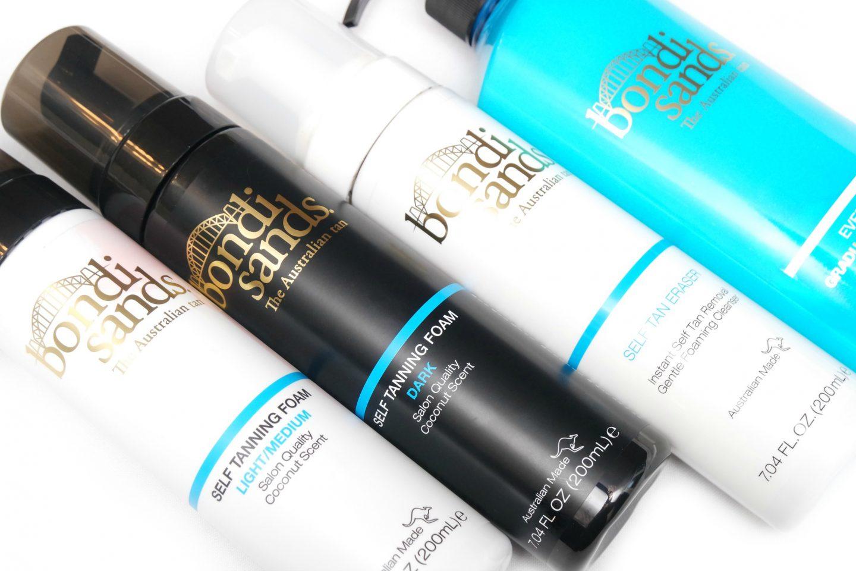 Bondi Sands Self Tanning Products