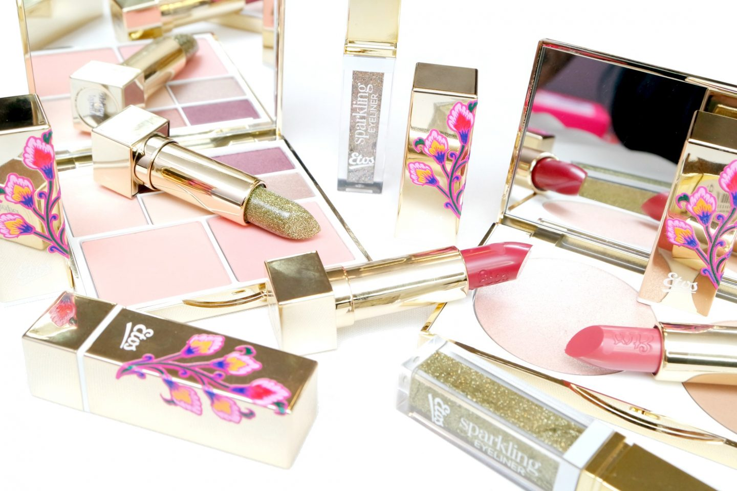 Etos Make-up Holiday 2018 Collection