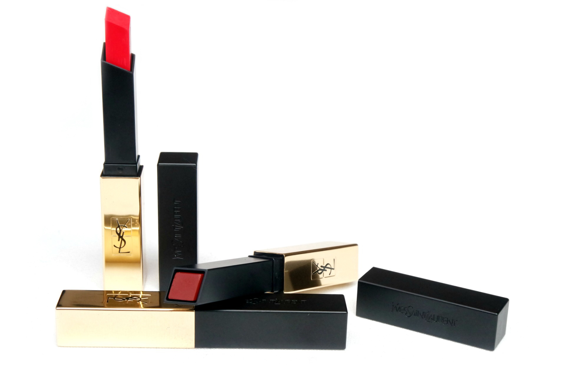 YSL Rouge Pur Couture The Slim Matte Lipstick Review - The Beautynerd