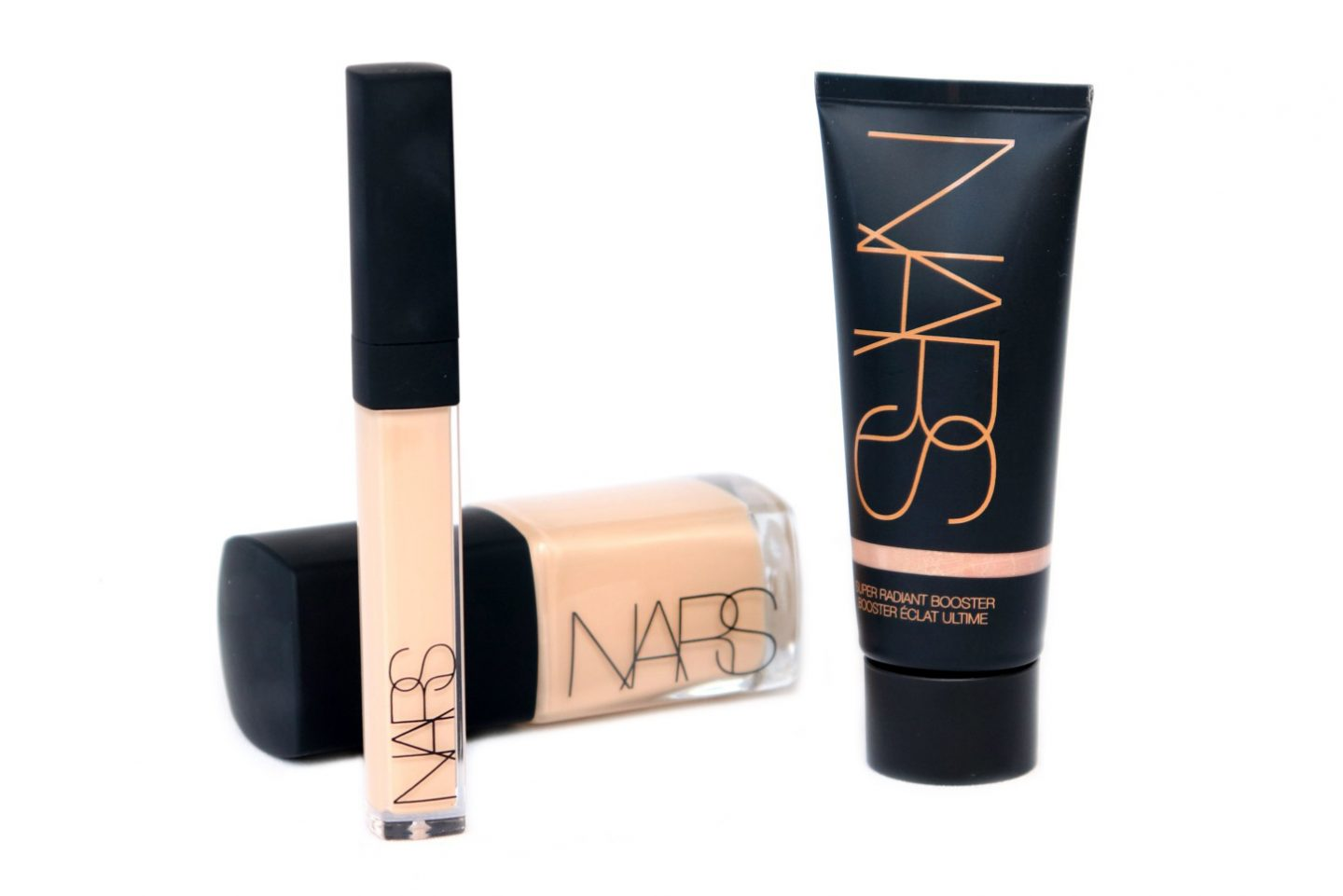NARS Radiance Repowered Lineup Review