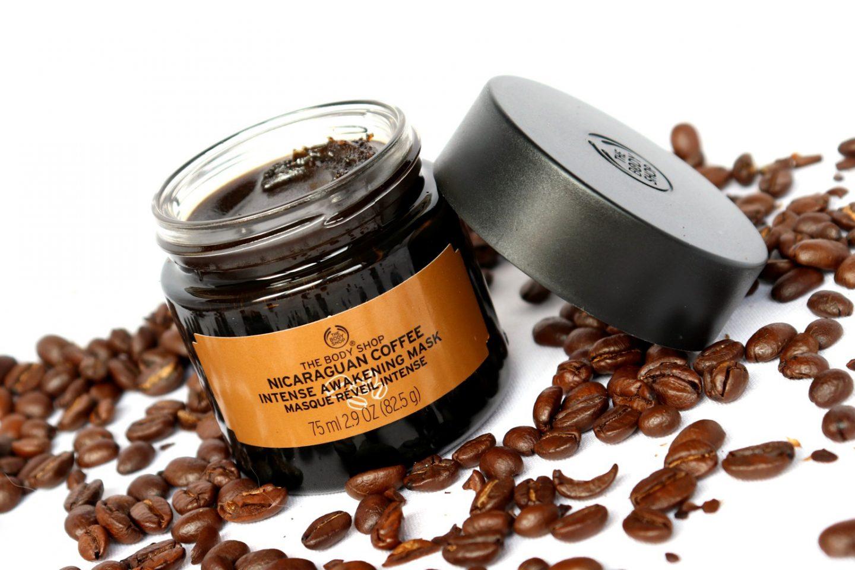 The Body Shop Nicaraguan Coffee Intense Awakening Mask Review