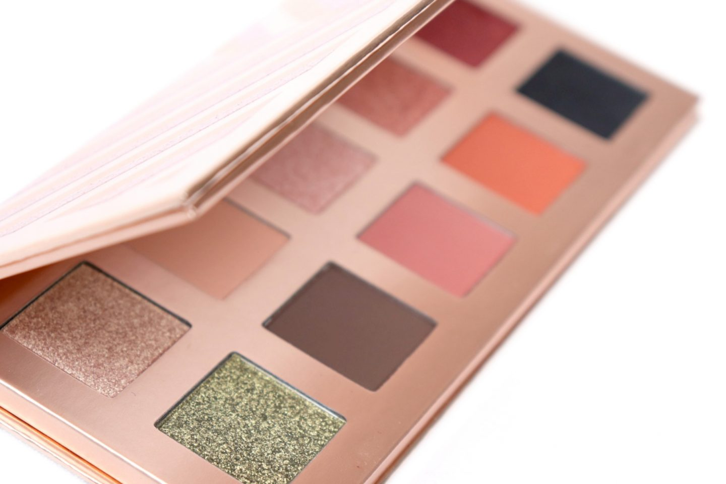 MAC Cosmetics Rose-Gilded Eye Shadow Palette Review