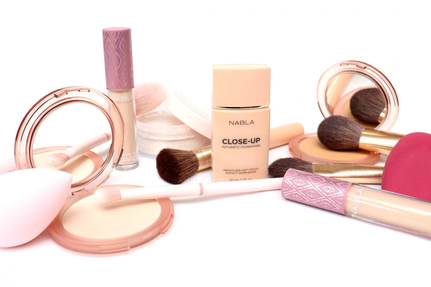 NABLA CLOSE-UP Collection Review