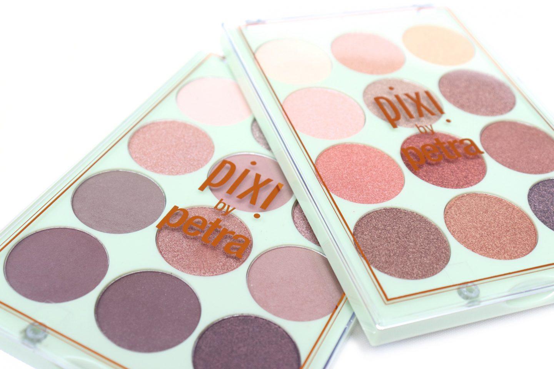 Pixi Eye Reflection Shadow Palette Review