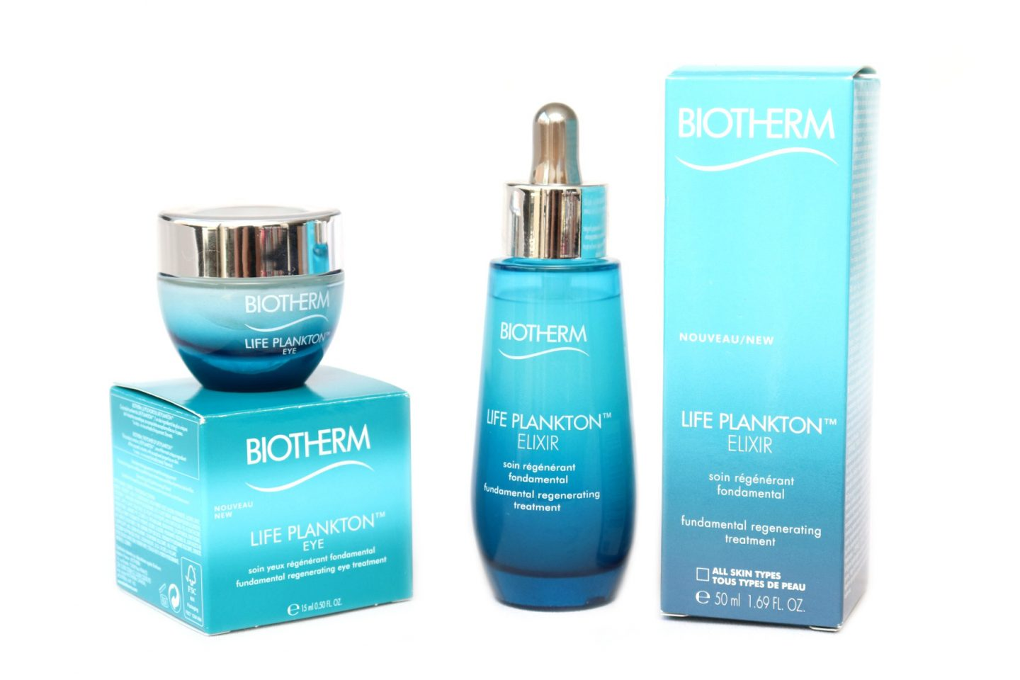 Biotherm Life Plankton Collection Review