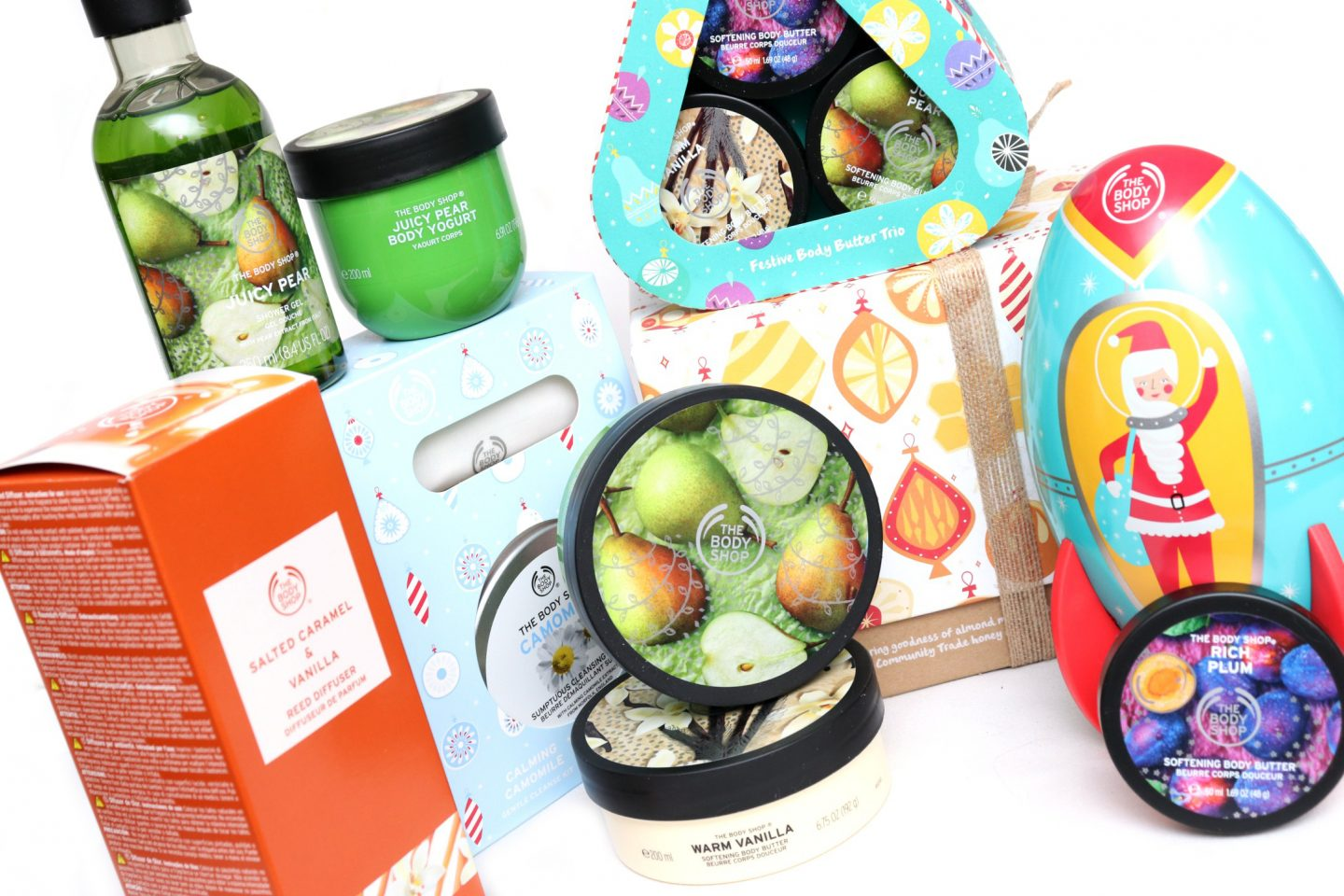 The Body Shop Holiday 2019 Gift Guide